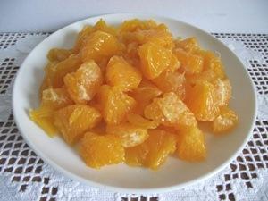 Narancs darabok